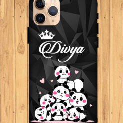CUSTOMISED 4D NAME CASE