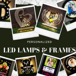 LAMPS AND FRAMES